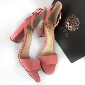 Vince Camuto Corlina Ankle Strap Sandal Size 8.5 M